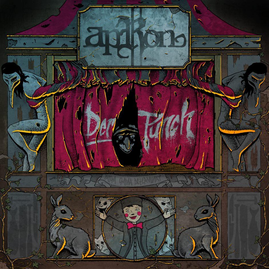 """Image of apRon """"Der Punch"""" CD"""