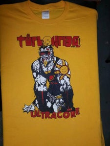 Image of TURBOKRIEG Space City Ultracore shirt