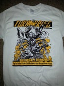 Image of TURBOKRIEG Czech Republic tour shirt