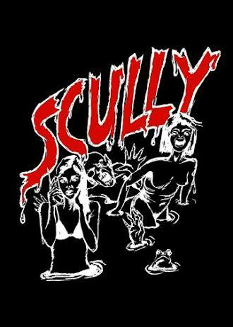 Image of SCULLY creep shirt - black