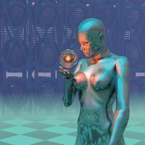 "Image of FUTURE PUNX ""I'm So Inspired"" 12"" EP"
