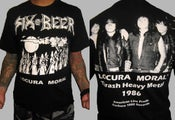 """Image of SIX BEER """"Locura Moral"""" Oficial Shirt"""