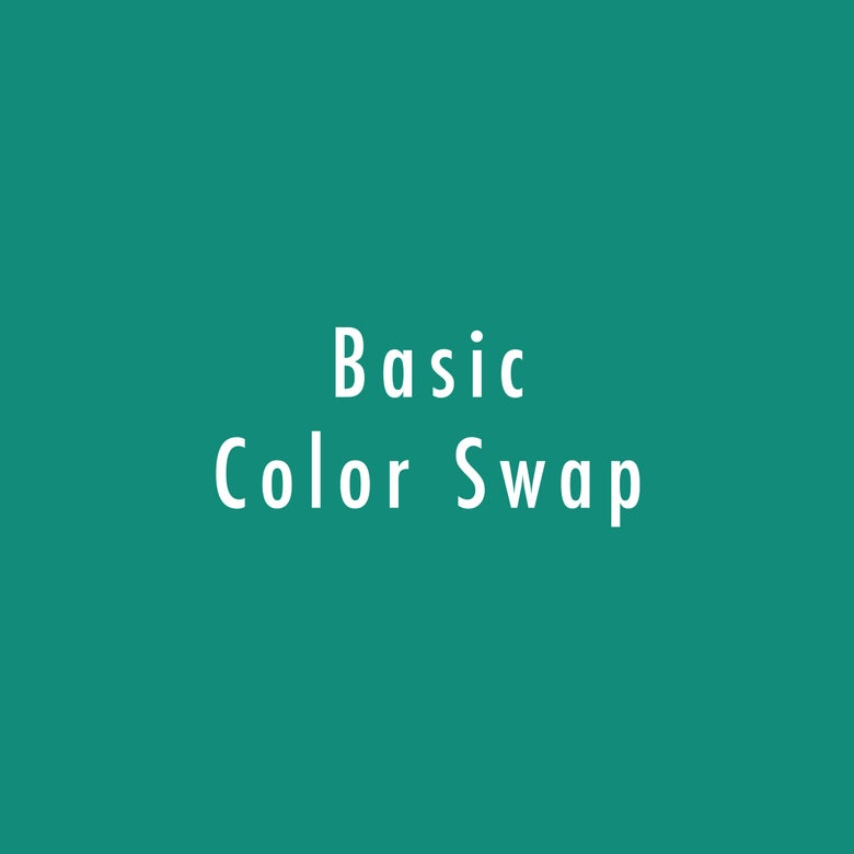 Image of Basic Color Swap