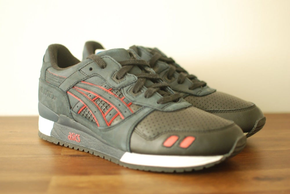 Image of Ronnie Fieg x Asics Gel Lyte II Total Eclipse