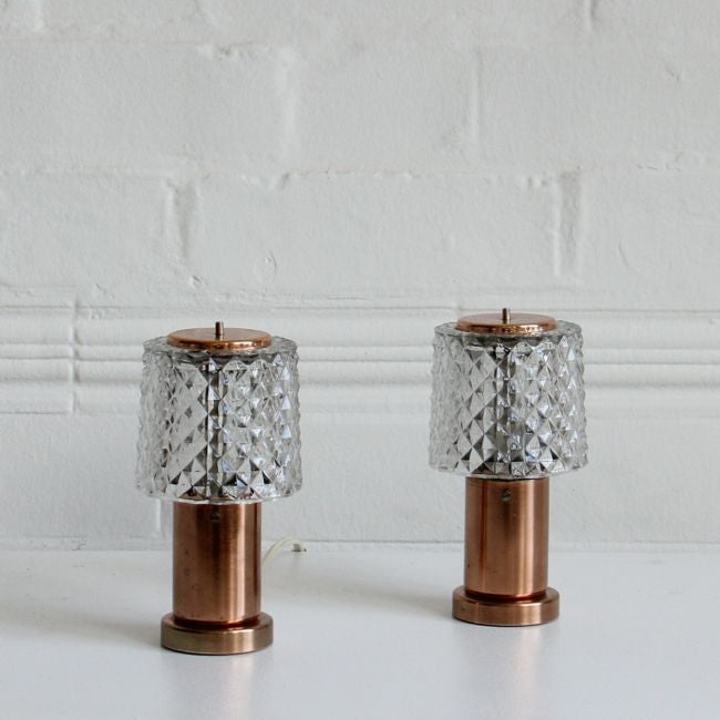 Image of Copper Bedside Lights