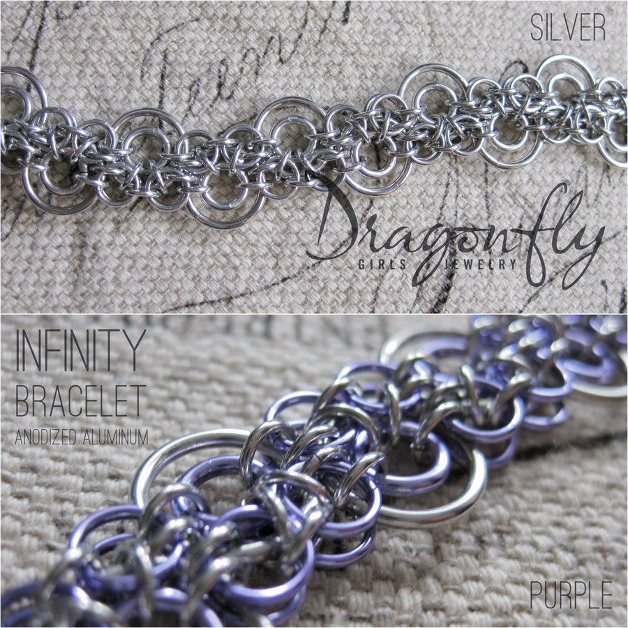 Image of Infinity Bracelet