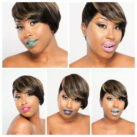 Image of La'Jazz Bold Effect Lipstick