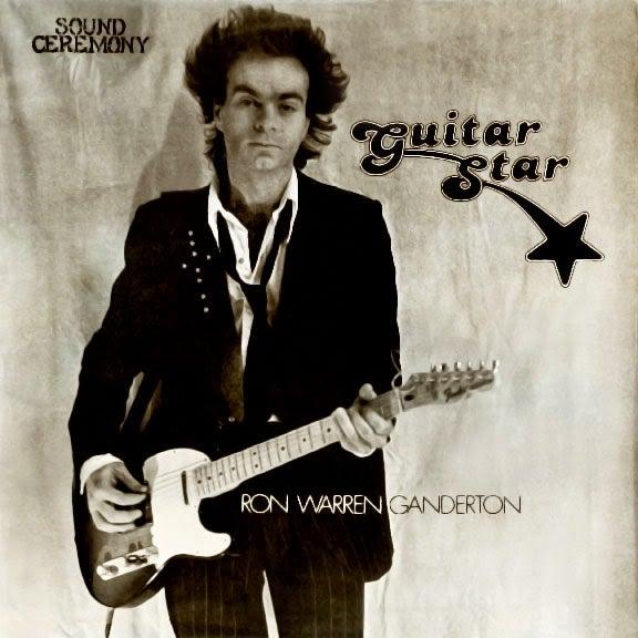 Image of Sound Ceremony 'Guitar Star' LP (One Kind Favor, OKF 011)