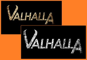 Image of VALHALLA Stickers