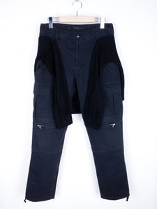 Image of Undercover - Flannel Attached BDU Pants
