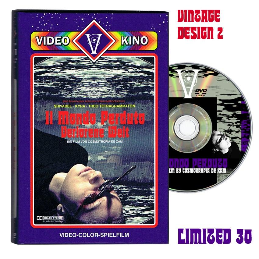 Image of IL MONDO PERDUTO DVD (Hardbox, Design Vintage 2)