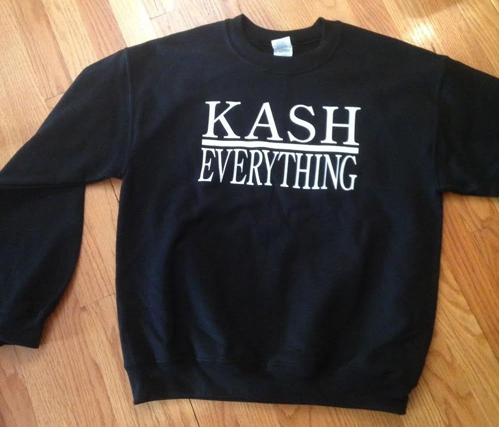 Image of Kash Over Everything Crew Neck