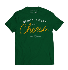 Image of Blood, Sweat & Cheese.™