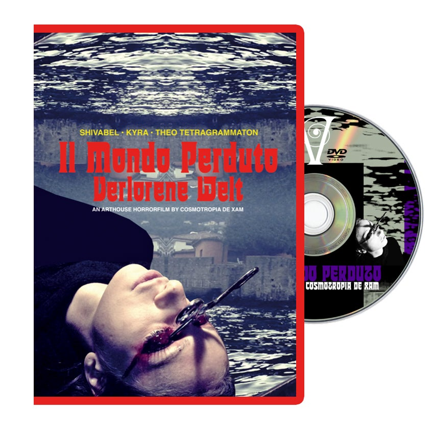 Image of IL MONDO PERDUTO DVD (Amaray, International Retail Edition)
