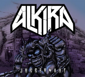 Image of ALKIRA - JUGGERNAUT CD Digipack