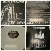 Image of WAR EMBLEM constant defeat LP (with or without POSTER)