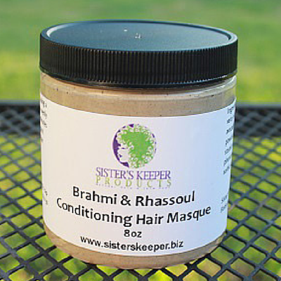 Image of Brahmi & Rhassoul Conditioning Masque