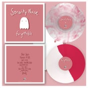 "Image of DK059: Sorority Noise - Forgettable 12"" LP -  2nd Press - U-Clear w/ Pink Smoke 150, Pink/White /150"