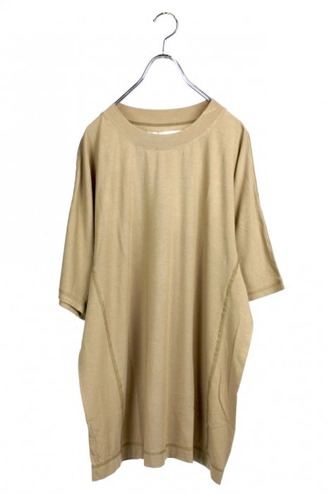 Image of RAGLAIN BIG TEE-BEIGE