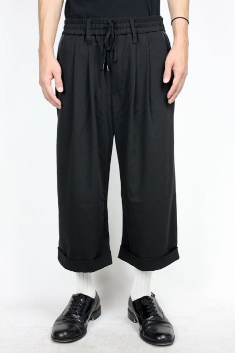 Image of TECEL EASY SLACKS-BLACK