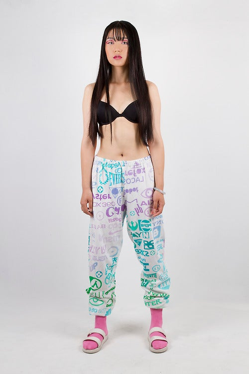 Image of PASTELIZATION SWEATPANTS