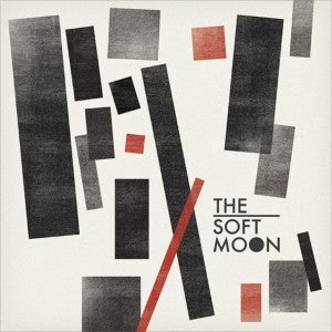 Image of 'The Soft Moon'' CD/LP/Tape