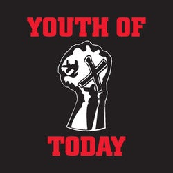 Image of YOUTH OF TODAY BANNER