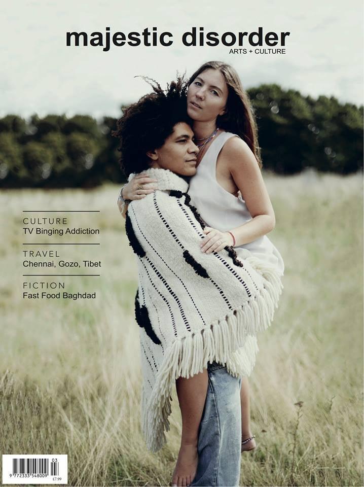 Image of majestic disorder magazine issue 3
