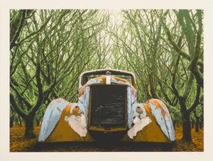 Image of Eliminator Jr. art print