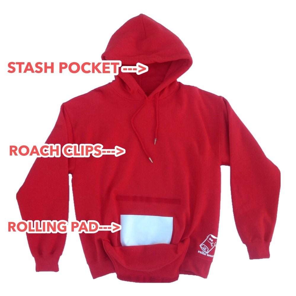 Image of RW DOPEST HOODIE EVER MADE