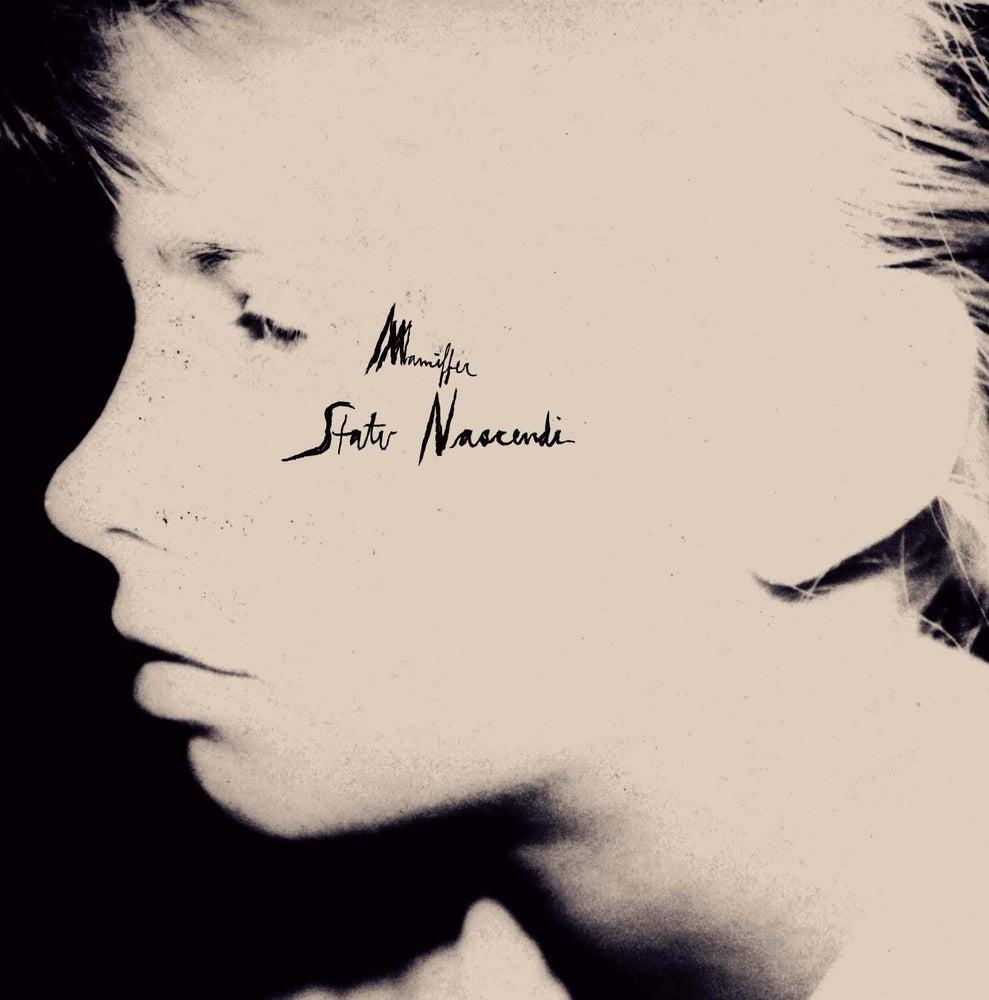 "Image of Mamiffer ""Statu Nascendi"" CD (Japanese import + bonus disk)"