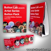Image of SERIES 1 - Artist Series Button Pack