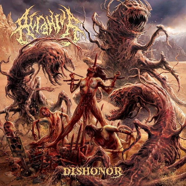 Image of ACRANIUS - Dishonor CD