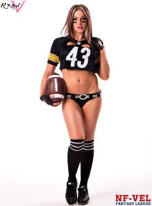 Image of Velvet Sky Pittsburgh Steelers Fantasy Football 18x24 poster