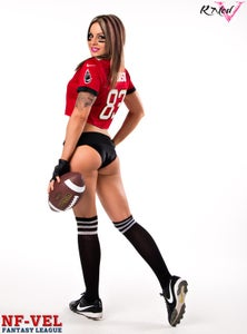 Image of Velvet Sky Fantasy Football Tampa Bay Buccaneers 18x24 poster