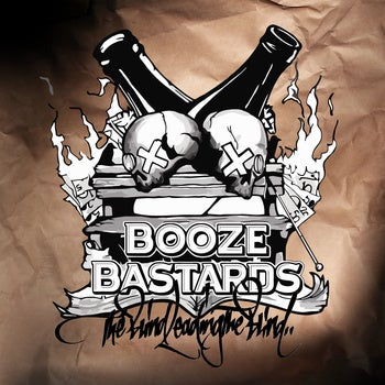 """Image of BOOZE BASTARDS """"The Blind Leading The Blind"""" download"""