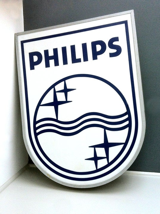 Image of Philips Sign