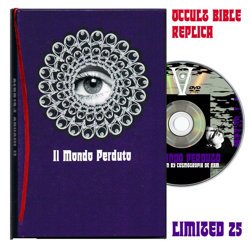 Image of IL MONDO PERDUTO DVD (Hardbox, Occult Book Replica, Limited 25)