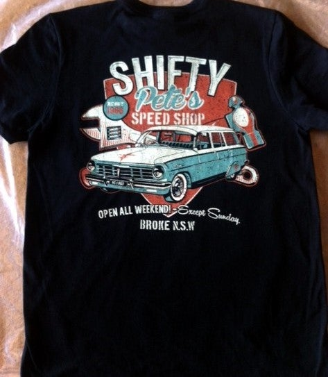 Image of Shifty Pete's T-Shirt