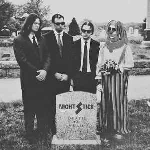 Image of IA26| NIGHTSTICK - Death to Music CD