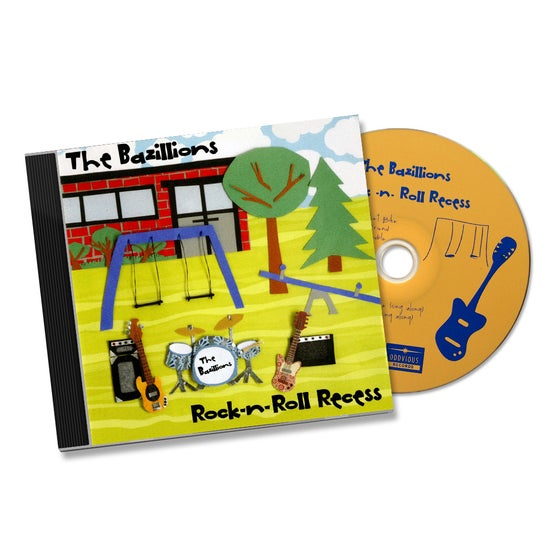 Image of CD: Rock-n-Roll Recess