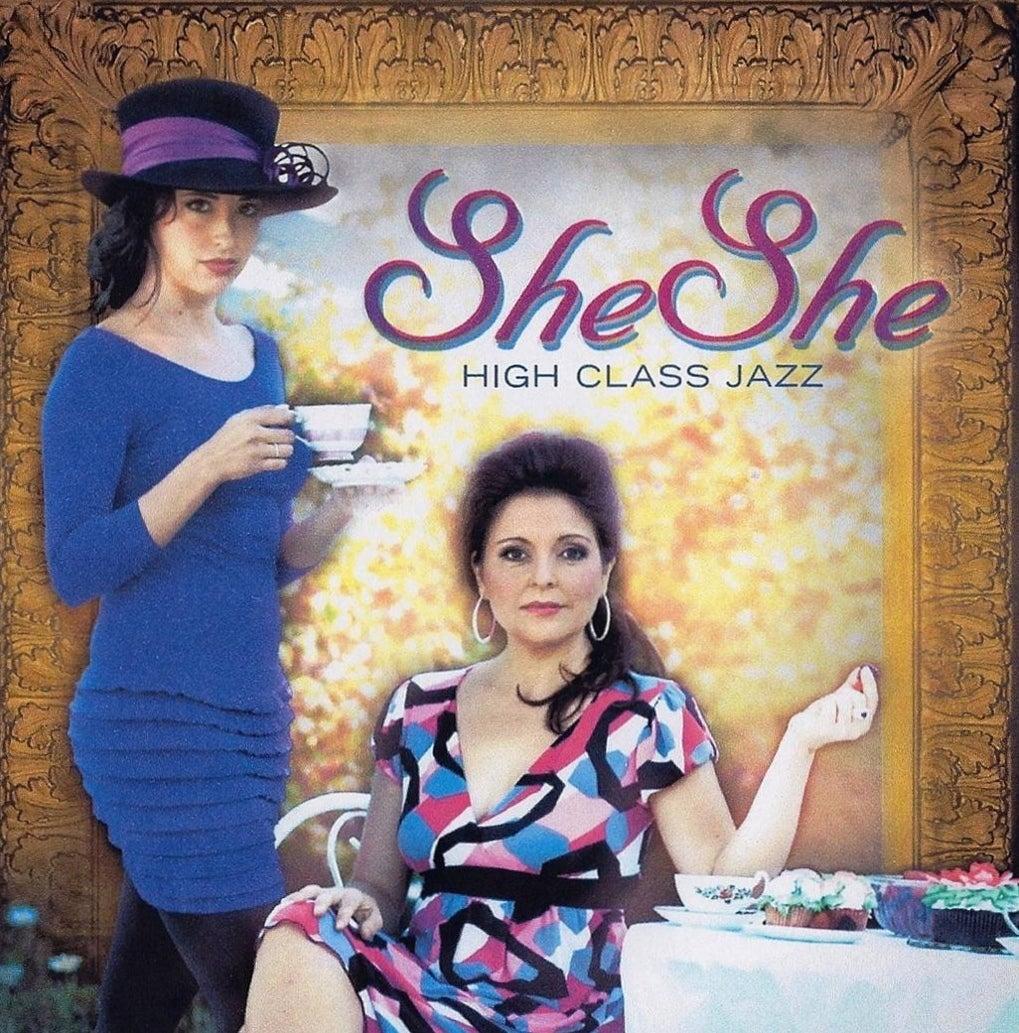 High Class Jazz by She She (Full Album)