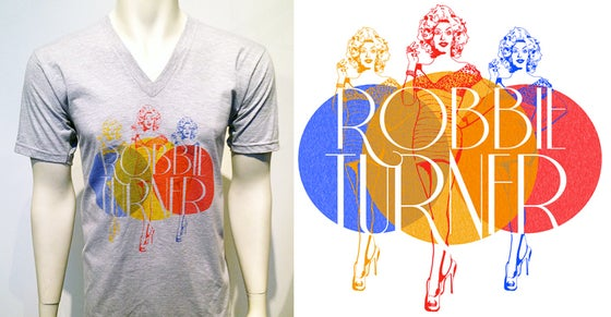 Image of Robbie Turner Spotlight Tee
