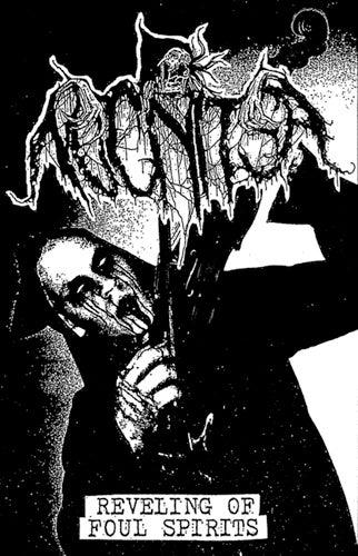 "Image of NOCNITSA - ""Reveling of Foul Spirits"" CS (BLUT003)"
