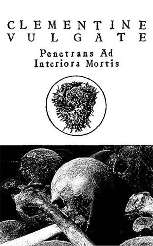 "Image of CLEMENTINE VULGATE - ""Penetrans Ad Interiora Mortis"" CS (BLUT005)"