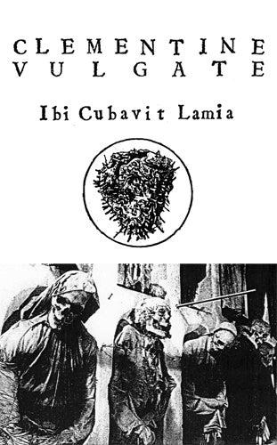 "Image of CLEMENTINE VULGATE - ""Ibi Cubavit Lamia"" CS (BLUT001)"