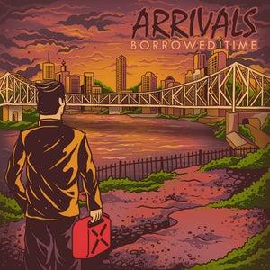 """Image of """"Borrowed Time"""" album ***LAST LEFT"""