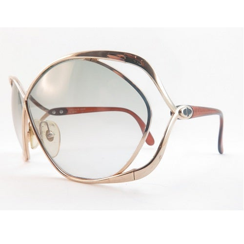 Image of SOLD OUT CHRISTIAN DIOR AUTHENTIC VINTAGE 2056 BUTTERFLY SUNGLASSES