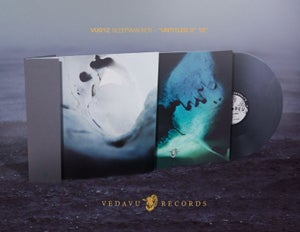 "Image of Sleepwalker ""Untitled II"" 12"" - 2nd press"