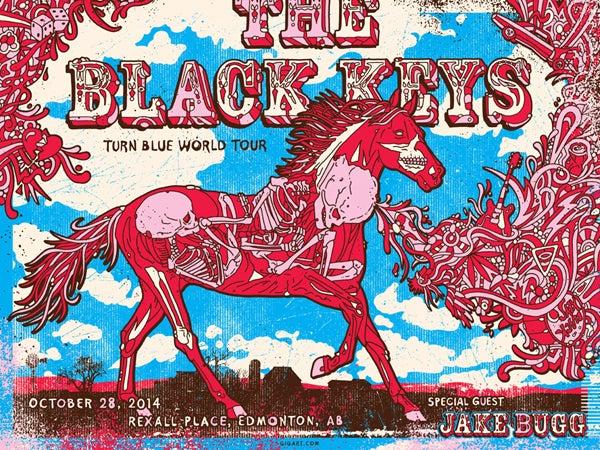 Image of The Black Keys 2014